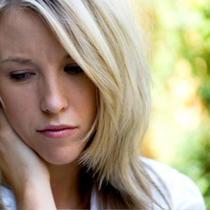 woman depression online treatment