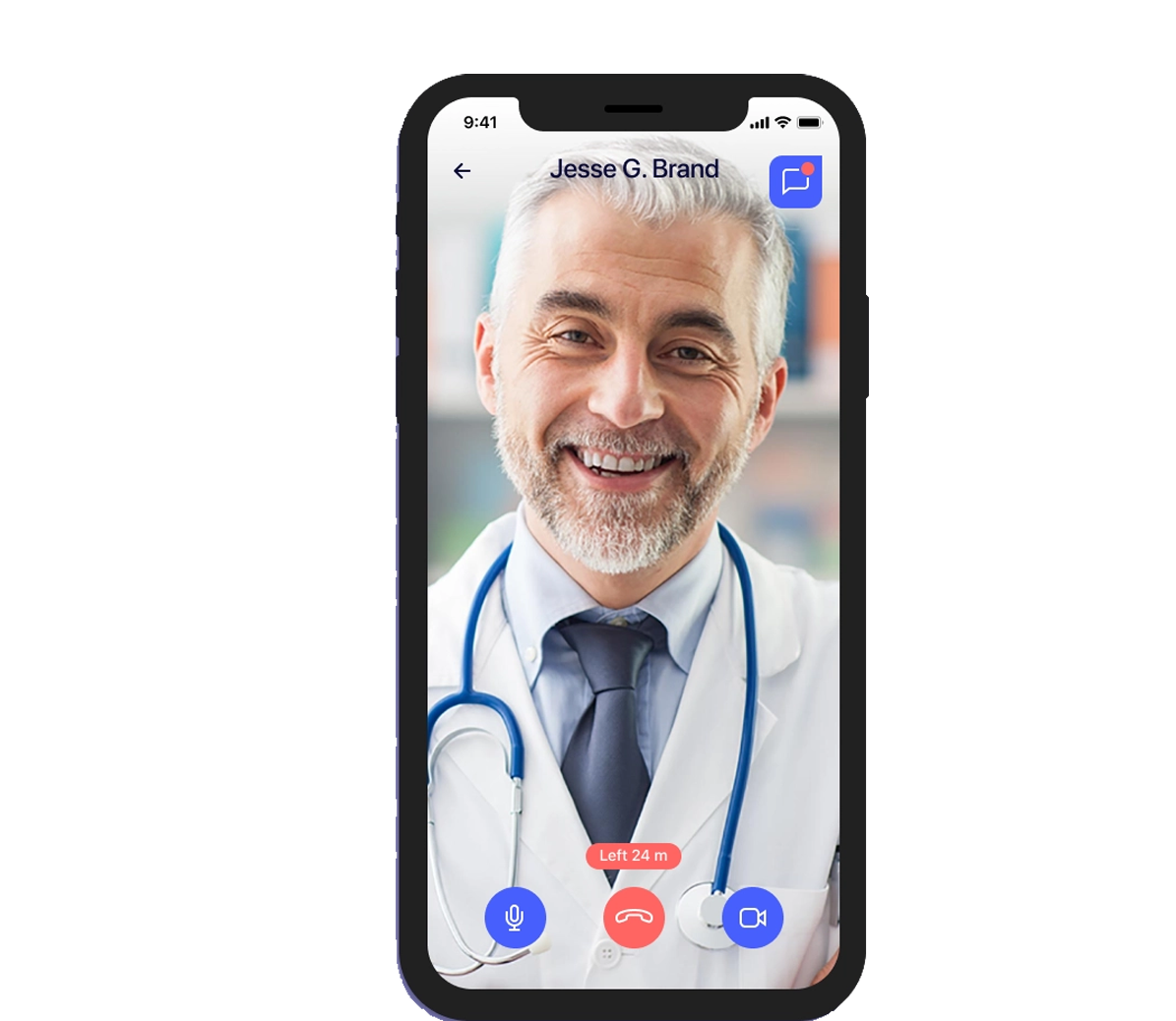 talk to a live doctor