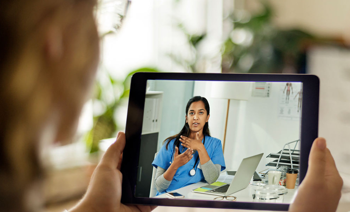 telemedicine platform for medical providers